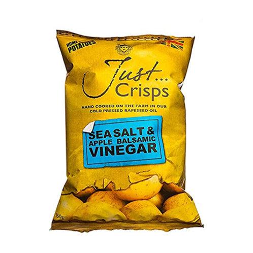 Salt & Vinegar Sharing Bag Crisps (150g)