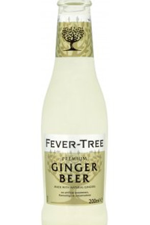 Fever Tree Ginger Beer (200ml)
