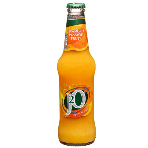 Orange & Passion Fruit J2O