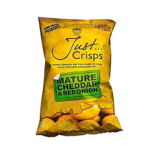 Cheese & Onion Sharing Bag Crisps (150g)