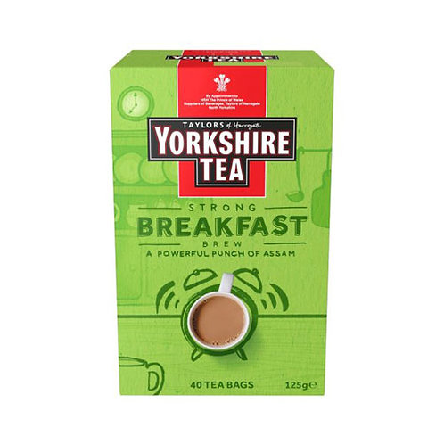 Yorkshire Tea Extra Strong Breakfast Tea