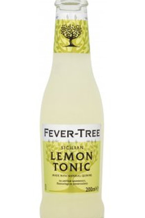 Fever Tree Sicilian Lemon Tonic (200ml)