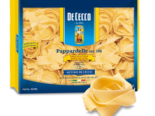 De Cecco Pappardelle (500g) Pasta