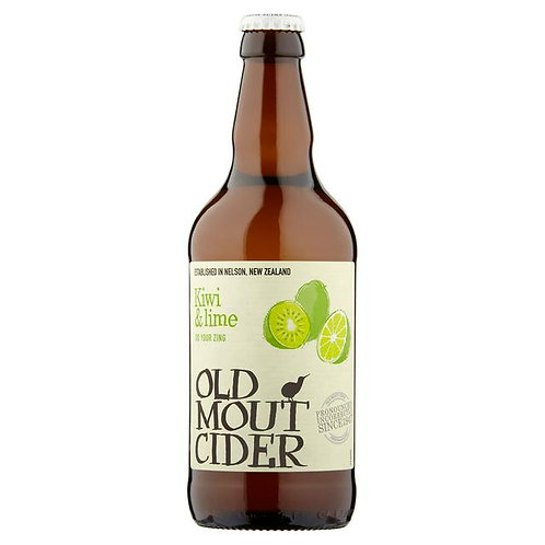 Old Mout Cider Kiwi and Lime 4% abv (500ml)