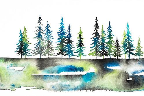 """Tree Line"""