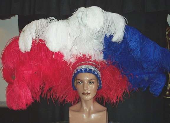 STARS & STRIPES HEADPIECE