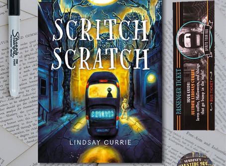Scritch Scratch Pre-Order Offer!