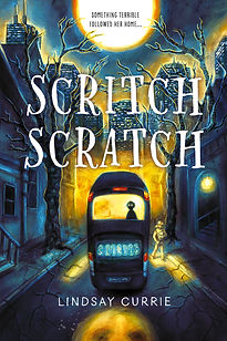 Scritch Scratch_Cover