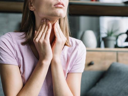 Dor de garganta: conheça as causas e tratamentos
