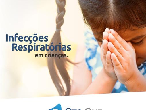 Infecções respiratórias em crianças