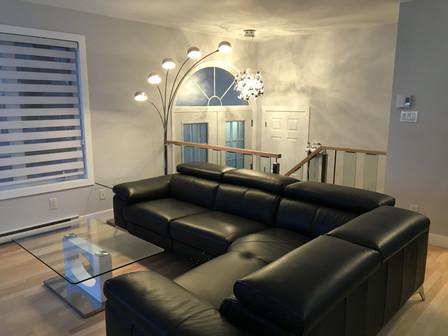 Rénovation d'une aire ouverte