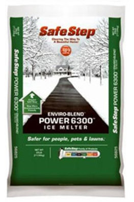 25# Bag - Safe Step Halite Ice Melt (+5 degrees)