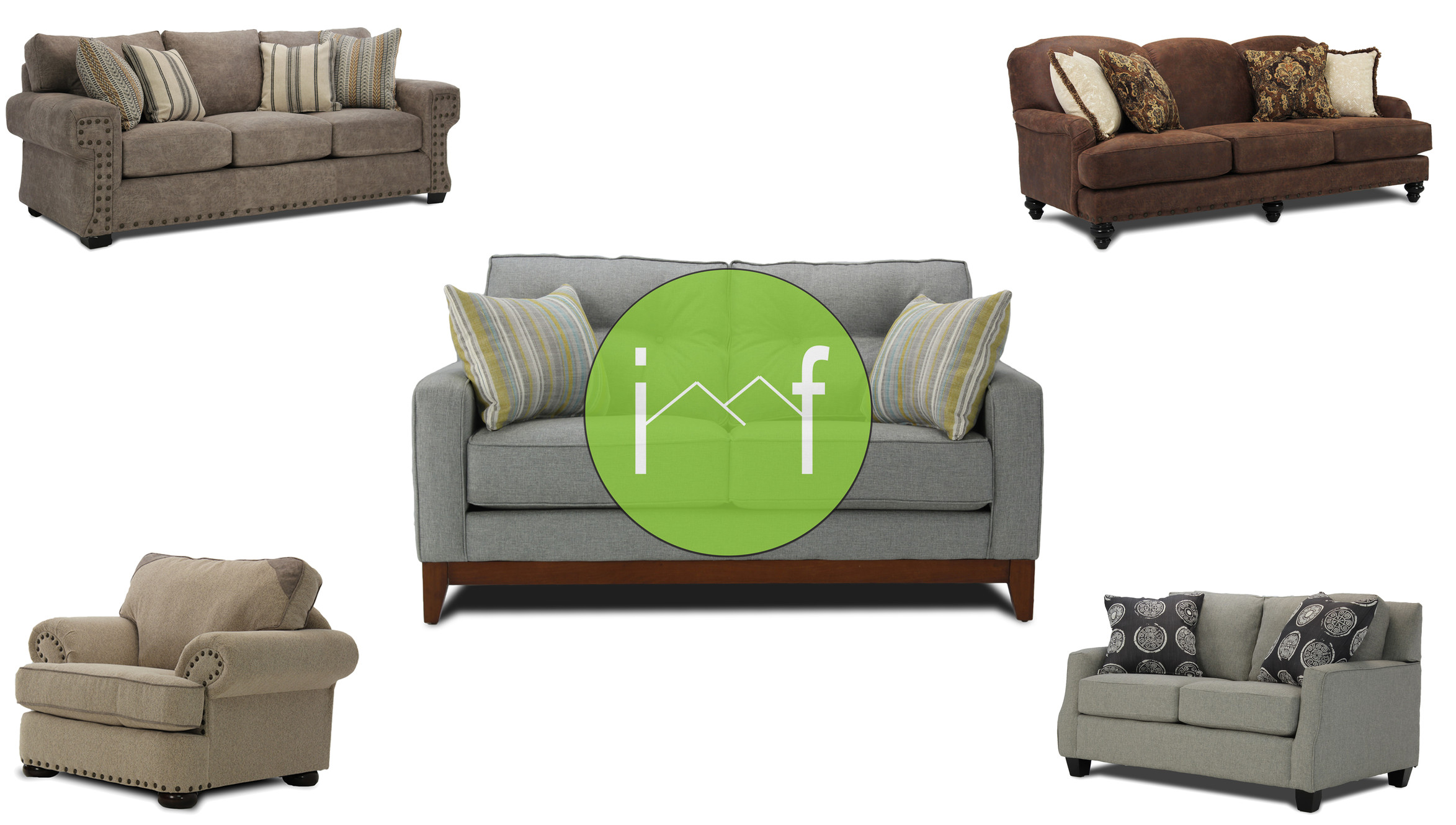 Handcrafted Upholstered Furniture | Intermountain Furniture