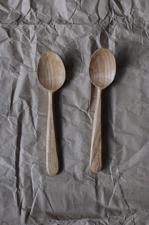 Two Eating Spoon Set