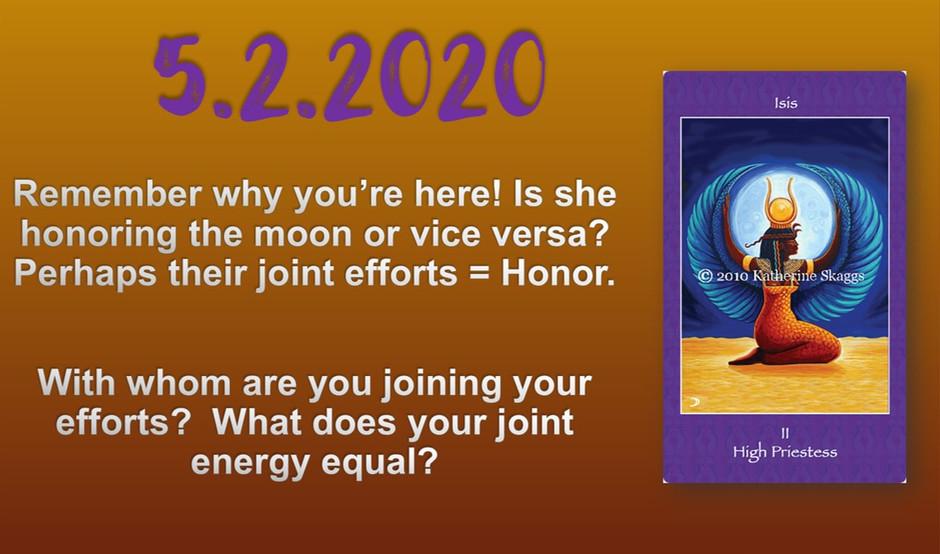05.02.2020 High Priestess