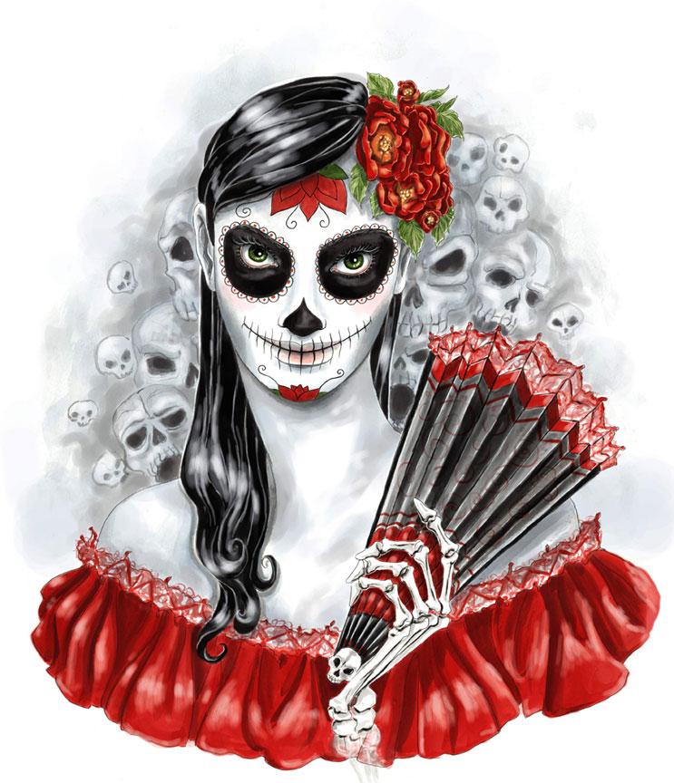 Catrina | Jour des morts