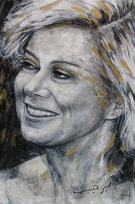 Portrait Brigitte Chiniara | 2019