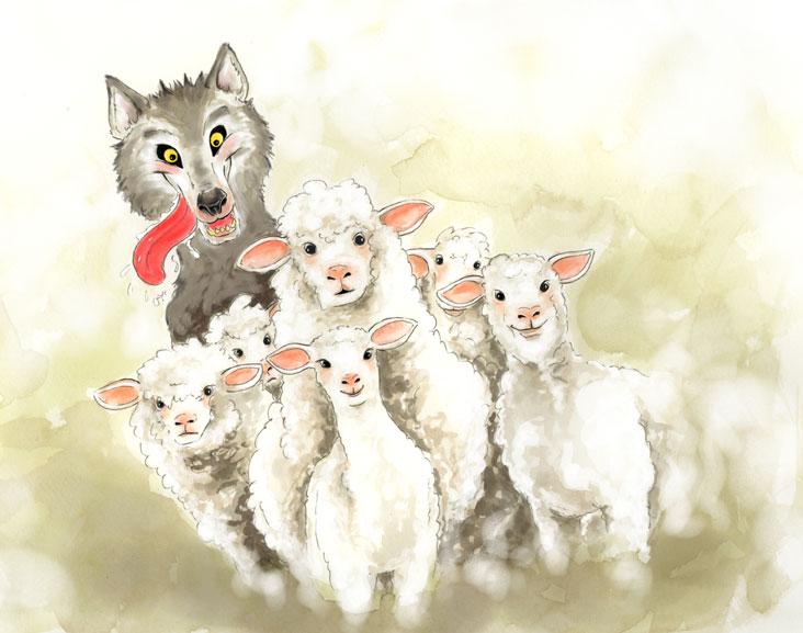 Faire le mouton