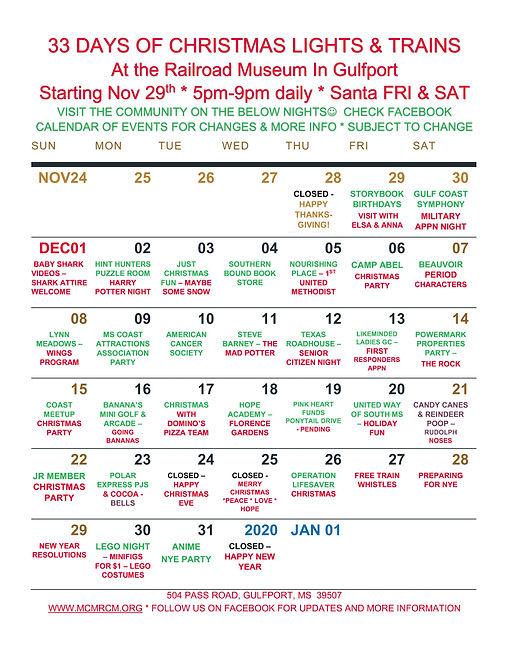 33 DAYS OF CHRISTMAS-CALENDAR10-2019.jpg