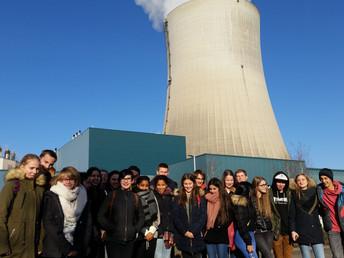 Exkursion ins Kernkraftwerk (KKW) Gösgen