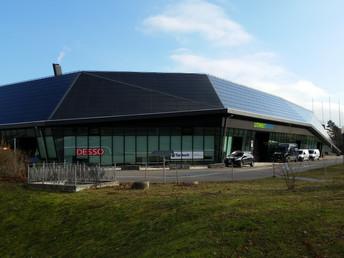 Besuch des Klimafests in der Umweltarena in Spreitenbach