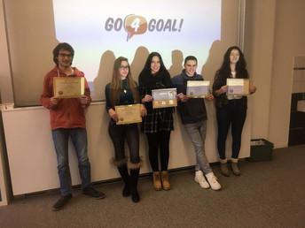 Sprachwettbewerb «Go4Goal»