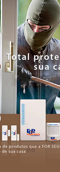 Total proteção para sua casa