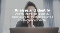 Analyze and identify