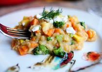 5 receitas deliciosas de Risoto Vegetariano