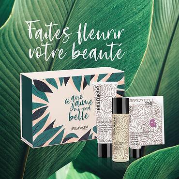 coffret rose your day Esthétique Sylvie Houle estéticienne Sainte-Julie