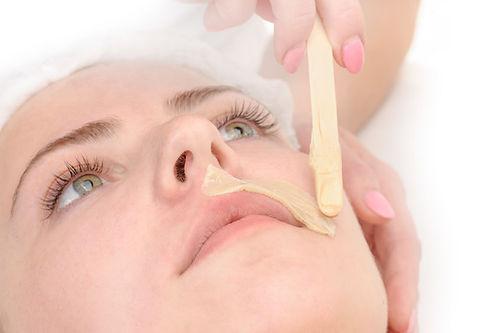 épilation visage esthétique sylvie houle sainte-julie