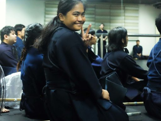 The Kendo in Me: Patricia Talavera