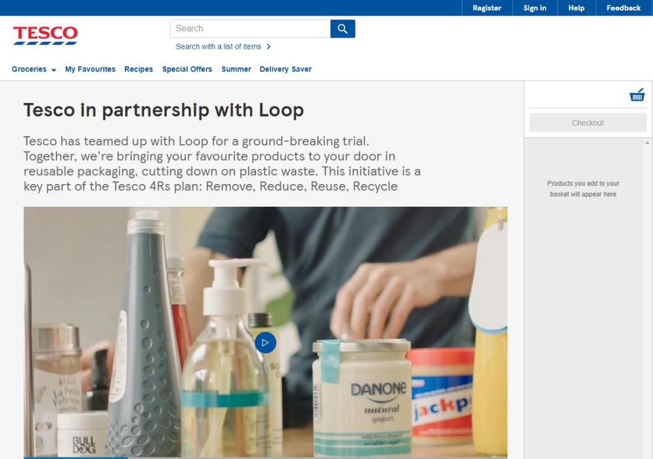 Tesco's Loop Scheme: An Honest Review