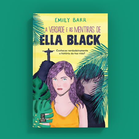 AS VERDADES E AS MENTIRAS DE ELLA BLACK