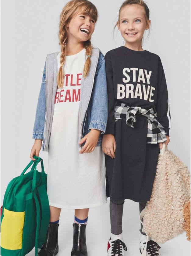 Zara Girl Longline T-shirts