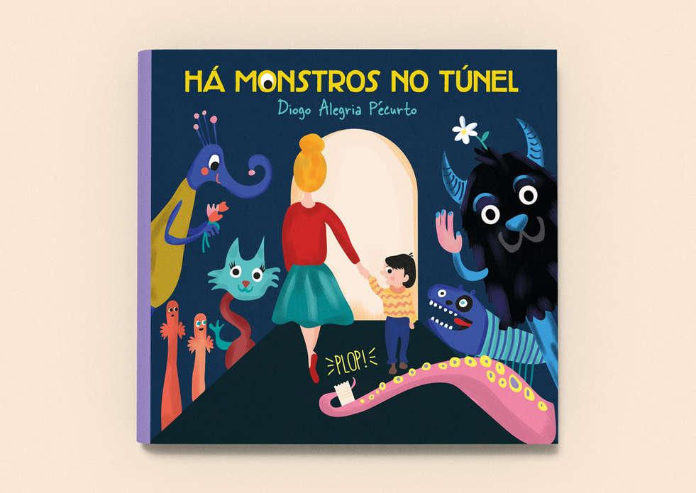 Há Monstros no Túnel