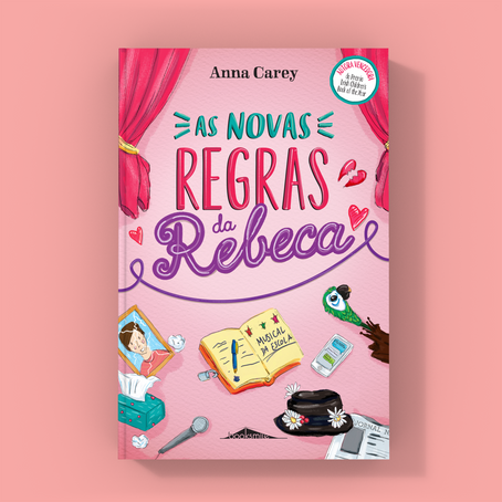 AS NOVAS REGRAS DA REBECA