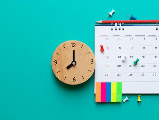 How to Navigate the Calendar