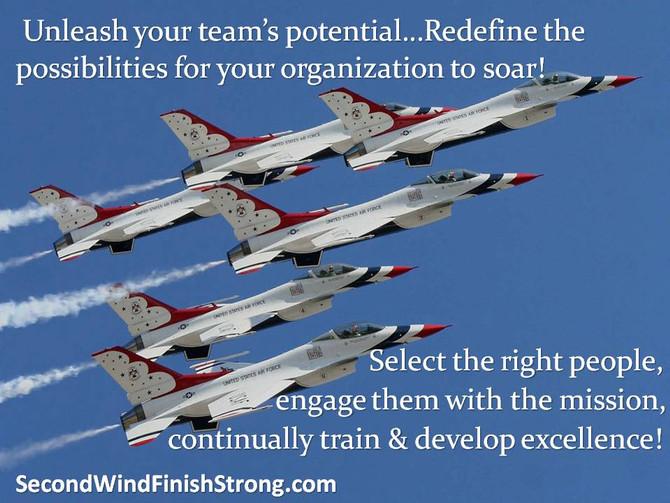 Unleash Your Team's Potential!