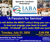 IABA. Virtual Event - Passion For Servic