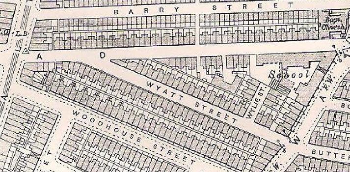 Wyatt Street, Liverpool
