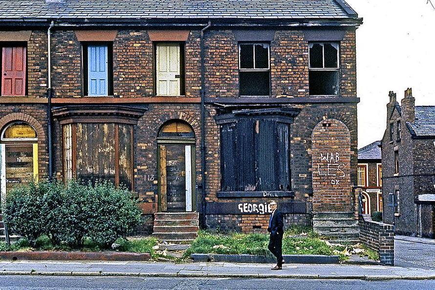 Walton lane, Liverpool