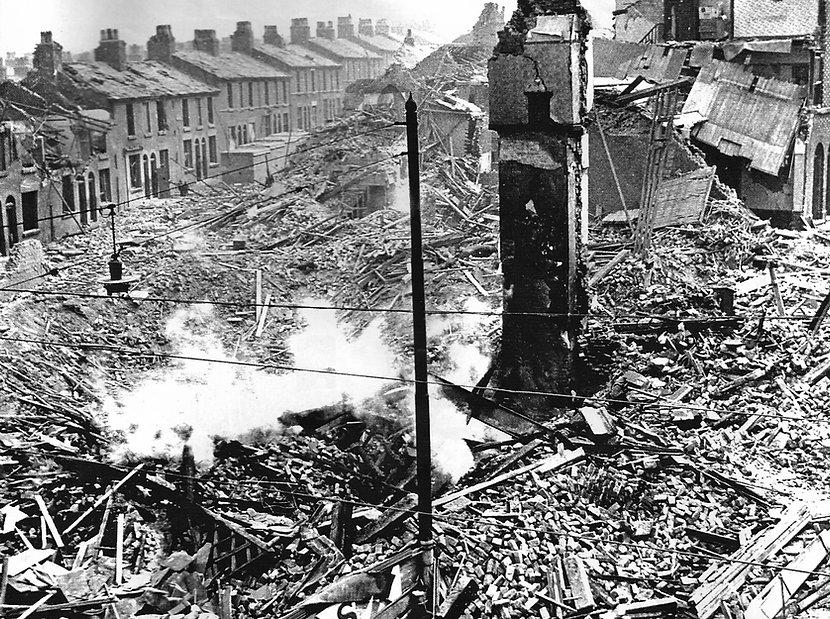 Blitz Liverpool, Walton Road