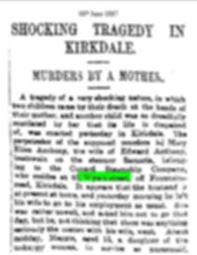 Kirkdale Murder