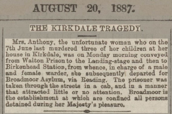 Kirkdale tragedy