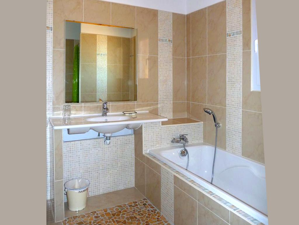 Salle de bain Gite Lou