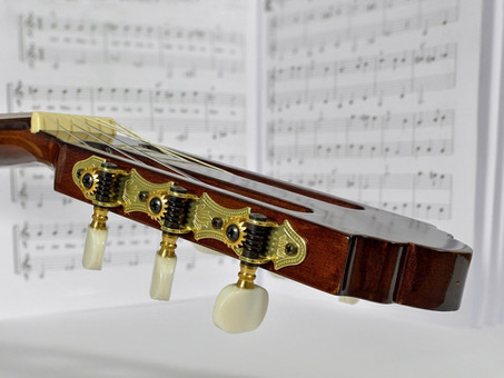 Klassische Gitarre studieren in Österreich