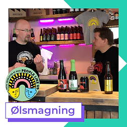 People like us Ølsmagning