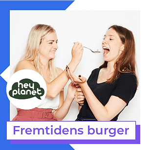Hey Planet burger workshop