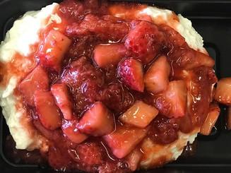 Strawberry Shortcake Haze___Vanilla bean